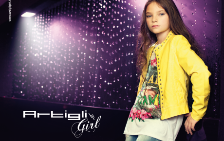 ARTIGLI GIRL S/S 2015 COLLECTION